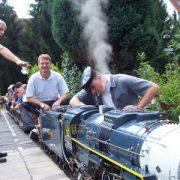 Visiting the trains – the Dampf-Bahn-Club Taunus