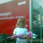 A Schultüte from the Supermarket