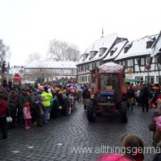 Photos of the Oberursel Carnival Procession