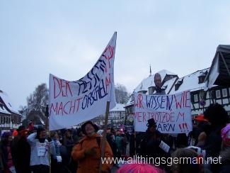 Der Hessentag macht Orschel arm, wir wissen wir mer trotzdem spar'n!!!
