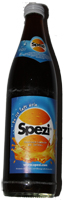 A bottle of Spezi®