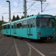 The Bommersheim Tram Depot