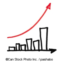 A graph - ©Can Stock Photo Inc. / pashabo