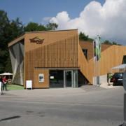 New Taunus Information Centre at the Hohemark