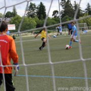 Whitsun football tournament co-incides with the Hessentag