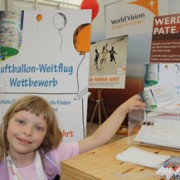 World Vision at the Hessentag