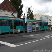 Using the U-Bahn at the Hessentag