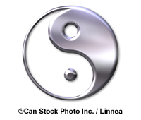 Yin and Yang - ©Can Stock Photo Inc. / Linnea