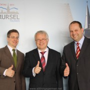 The new face of Oberursel's administration
