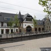 Inside Oberursel's Station