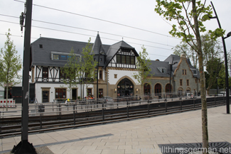 Oberursel Station May 2012