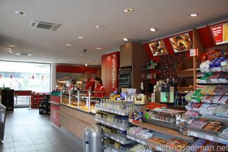 Oberursel Station - DB Service Store