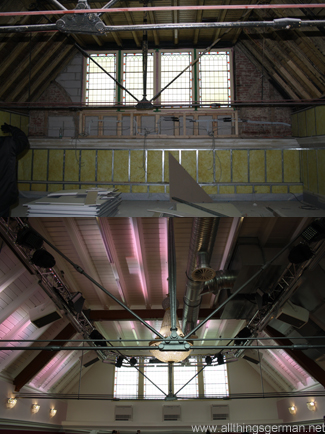 Oberursel Station - Dance School Pritzer - November 2011 and May 2012
