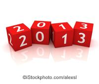 2013 Dice - ©iStockphoto.com/alexsl