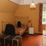 Gerhart Hauptmann's bedroom
