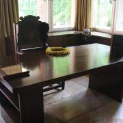 Gerhart Hauptmann's desk