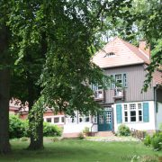 Gerhart Hauptmann's house on Hiddensee