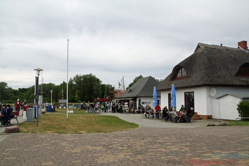 Kloster harbour