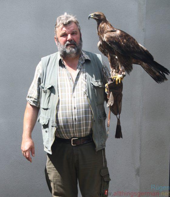 Volker Walter with Stiwi/Laran
