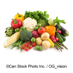 Vegetables - ©Can Stock Photo Inc. / OG_vision