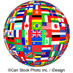 World Flags - ©Can Stock Photo Inc. / iDesign