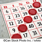 Bingo - ©Can Stock Photo Inc. / iofoto