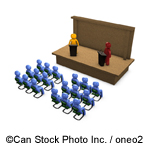 Debate - ©Can Stock Photo Inc. / oneo2