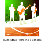 Irish Music - ©Can Stock Photo Inc. / iconspro