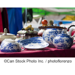 Flea Market - ©Can Stock Photo Inc. / photoflorenzo