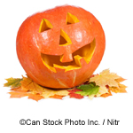 Pumpkin - ©Can Stock Photo Inc. / Nitr