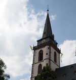St.Ursula's Church Tower in Oberursel