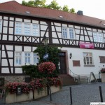 The Vortaunusmuseum at the Marktplatz in Oberursel