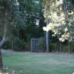 The turnstile at the Sandweg