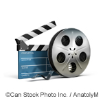 Cinema Reel - ©Can Stock Photo Inc. / AnatolyM