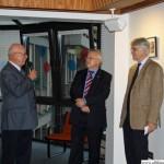 Günter Albrecht, Hans-Georg Brum und Lothar M. Wachter