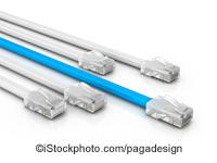 Network Cables - ©iStockphoto.com/pagadesign