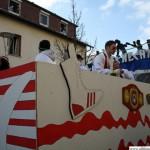 Fischbacher Carnevalverein e.V. - Komiteewagen