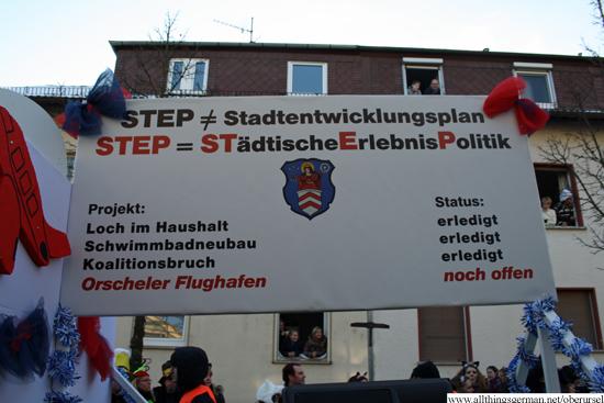 STädtischeErlebnisPolitik