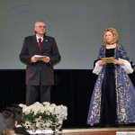 Rolf Steinhagen with Charmaine Weisenbach