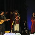 Mittelalterliche Musikgruppe Donnerkeil