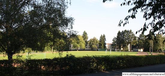 The Altkoenigsportplatz in September 2012