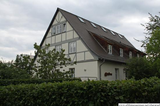 The Kinderhaus - previously Haus Florida, Haus 997, Haus am Wald and Außerhalb 7 - now Jean-Sauer-Weg 2