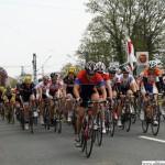 The main Junioren pack passes Camp King