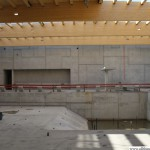 The main pool - 8 x 25m