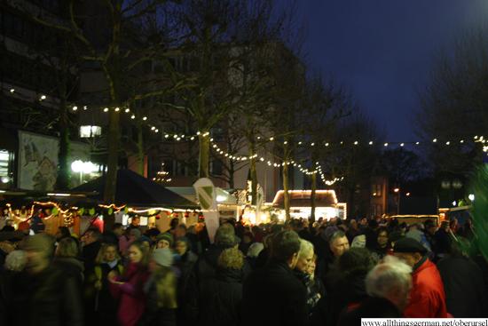 Oberursel Christmas Market (Weihnachtsmarkt)