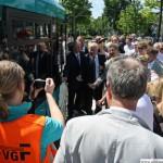 Christening the U-Bahn Epinay-sur-Seine