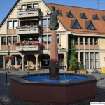 St. Ursula's Fountain at the Marktplatz