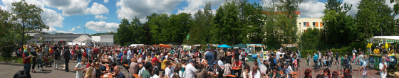 Worldfest 2014 - Panoramic Photo