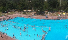 Oberursel's outdoor pool is 80 years old