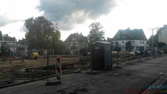 Obergasse Building Site